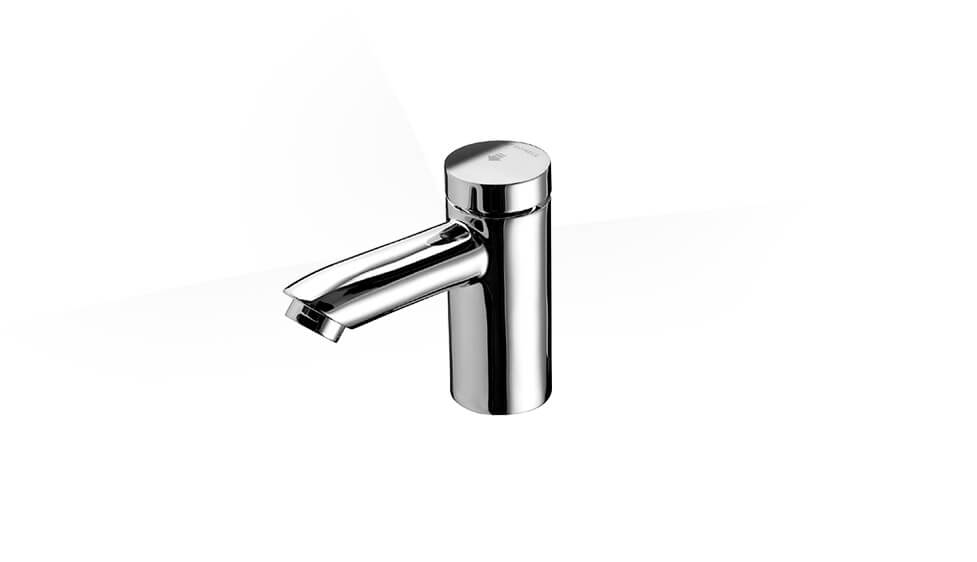 SCHELL self-closing wash basin tap PETIT SC by Schell at ABC Emporio Kochi