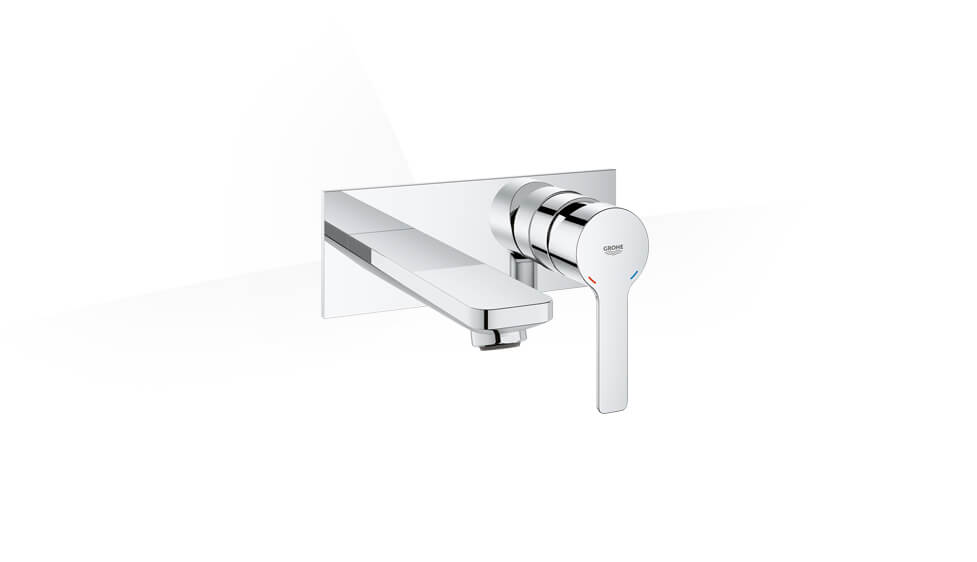 Lineare Two-hole basin mixer M-Size by Grohe at ABC Emporio Kochi