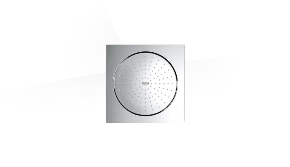 Rainshower F-Series 10″ Head shower 1 spray by Grohe at ABC Emporio Kochi