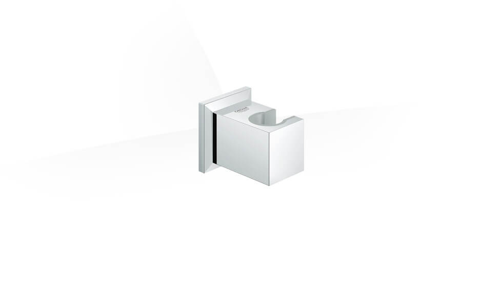 Allure Brilliant Wall hand shower holder by Grohe at ABC Emporio Kochi