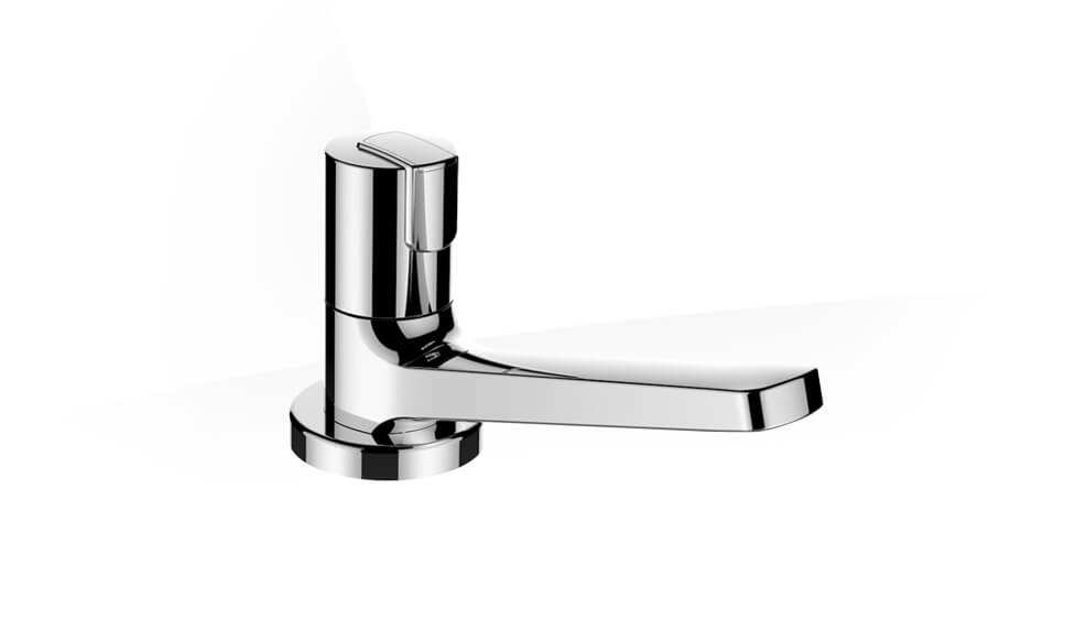 Coldwater tap, projection 110 mm, without pop-up waste by Laufen at ABC Emporio Kochi