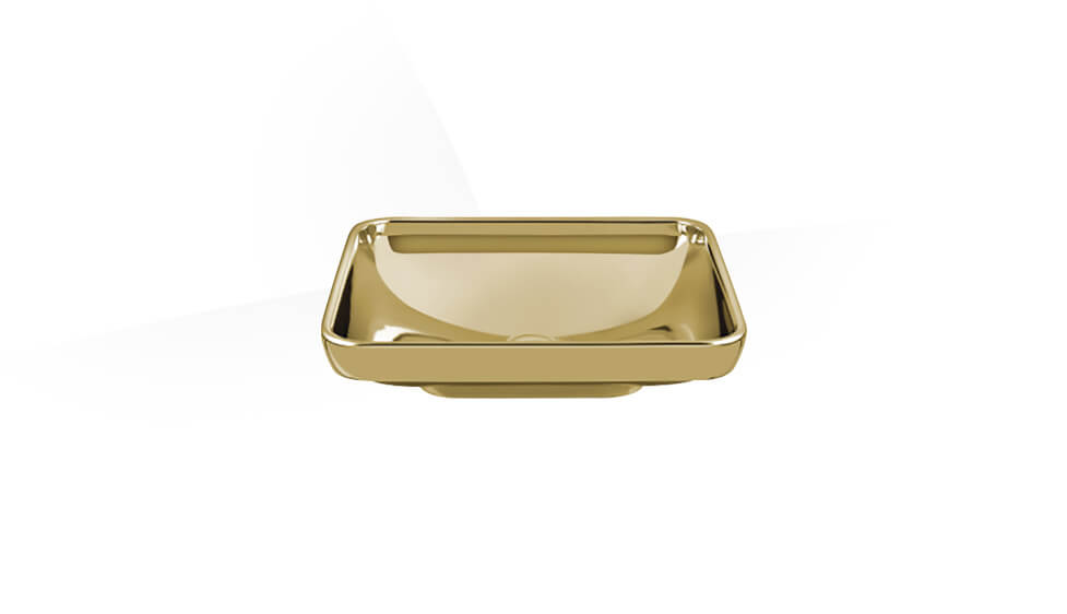 Water Jewels Rectangular Countertop Basin, 60 cm by VitrA at ABC Emporio Kochi