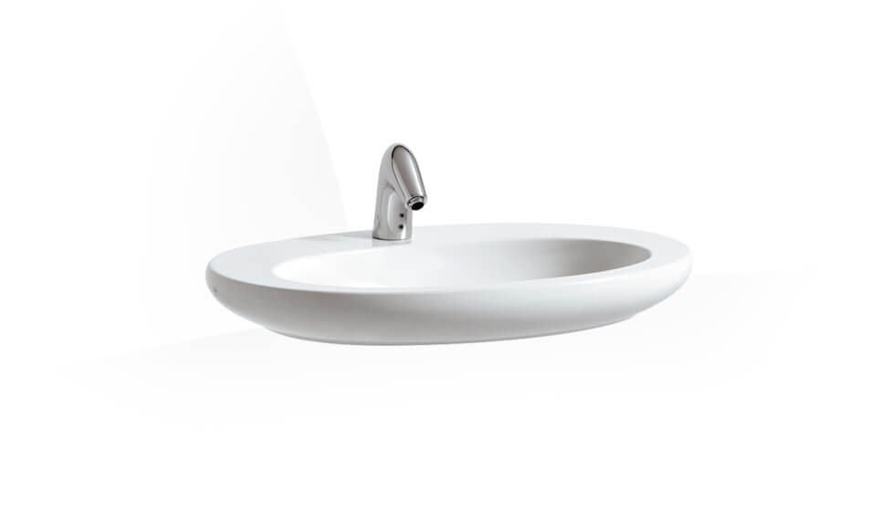 Washbasin bowl by Laufen at ABC Emporio Kochi