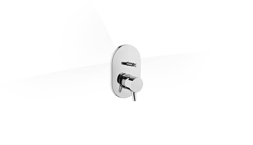 Nest Trendy Built-in Bath/Shower Mixer (Exposed Part) by VitrA at ABC Emporio Kochi