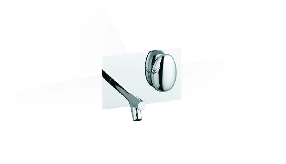 Istanbul Built-in Basin Mixer (Exposed Part) by VitrA at ABC Emporio Kochi