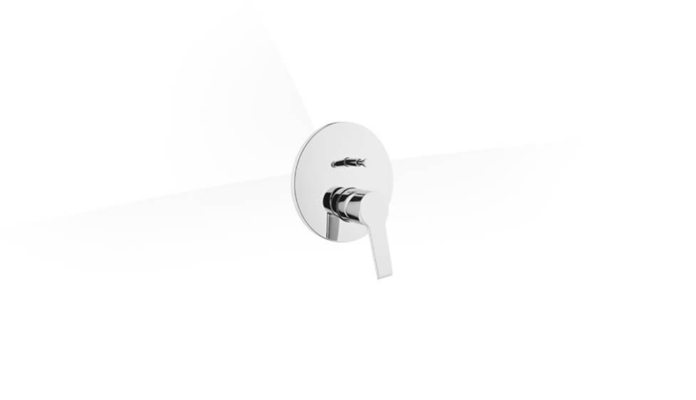 Axe S Built-in Bath/Shower Mixer (Exposed Part) by VitrA at ABC Emporio Kochi