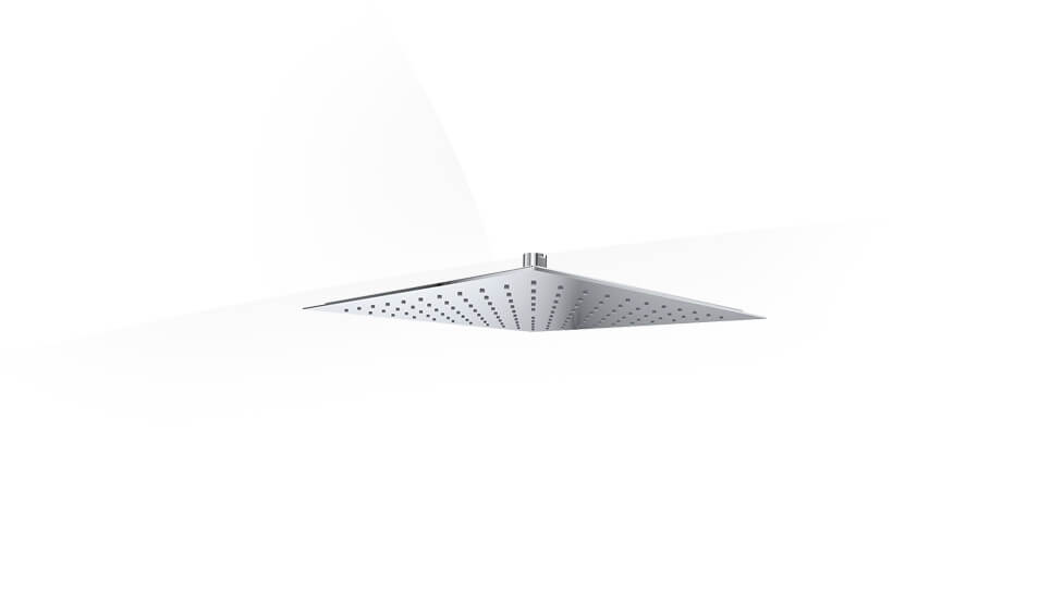 330mm ultra-thin square showerhead by Kohler at ABC Emporio Kochi