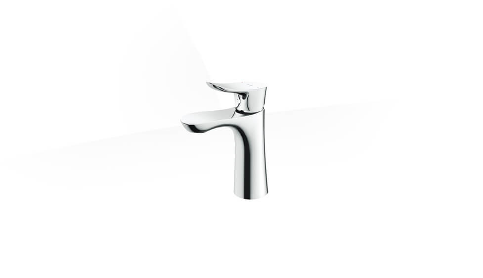 Single Lever Lavatory Faucet (w/o pop-up) by Toto at ABC Emporio Kochi