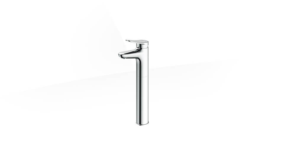 Single Lever Lavatory Faucet (Tall Vessel) (w/o pop-up) by Toto at ABC Emporio Kochi