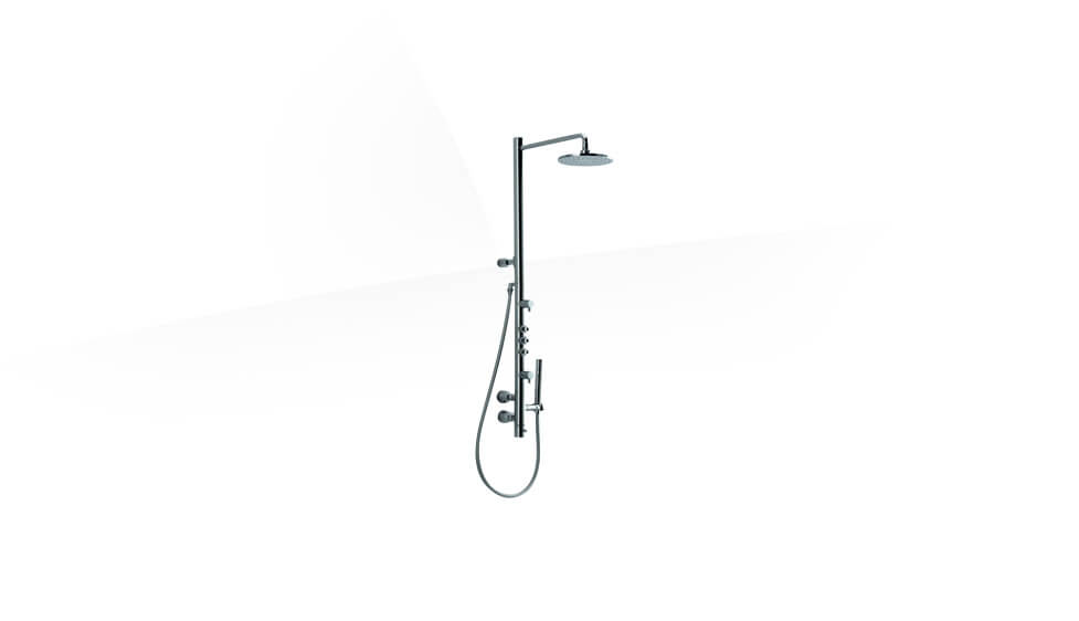 Aerial Shower Tower by Toto at ABC Emporio Kochi