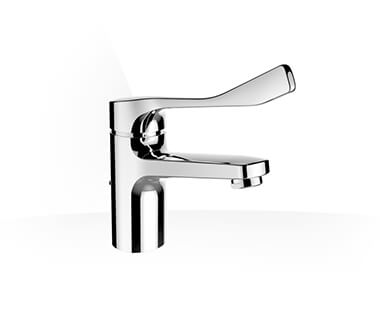 citypro Liberty wall mixer, swivel spout 175 mm, with medical handle by Laufen at ABC Emporio Kochi