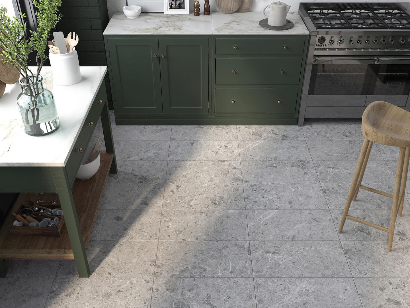 Selecting a Tile for your floor